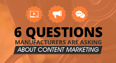 manufacturers content marketing